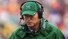 NCAA Football: Marshall at Virginia Tech