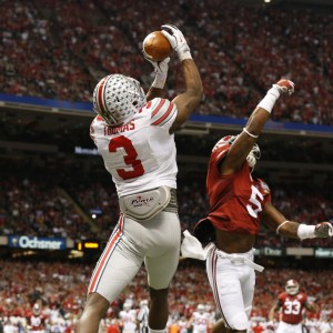 USP NCAA FOOTBALL: SUGAR BOWL-OHIO STATE VS ALABAM S FBC USA LA