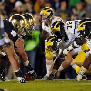 Michigan-Notre-Dame-rivalry